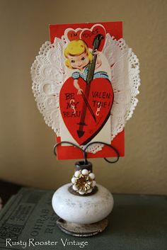 Rusty Rooster Vintage: Some of our Valentines