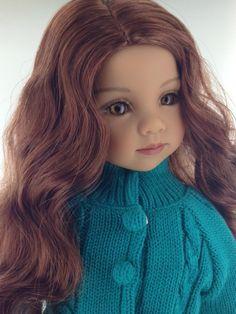 Tanya Doll by Dianna Effner
