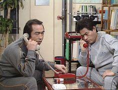 1986年~1992年『加トちゃんケンちゃんごきげんテレビ』TBS 出演/加藤茶 志村けん ほか