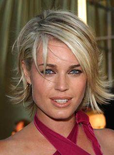 Celebrity Short Hairstyles-Rebecca Romijn