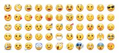 New to Emojipedia: Samsung, Facebook, Emoji One