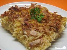 Thunfisch-Nudel-Auflauf | Cookarella – Rezepte, kreatives Kochen und mehr! ♥