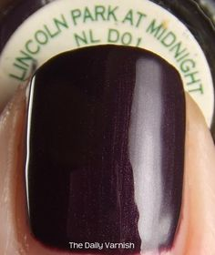 lincoln park after midnight nail polish - Google Search