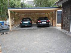 We know what makes a carport unique: C .