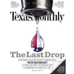 Texas Monthly magazine #Texas #greatcover