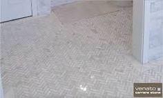 Image result for marble herringbone floor