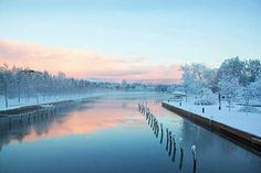 Photography Uusikaupunki finland winter