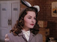 marypickfords:  Jeanne Crain in Leave Her to Heaven (1945)