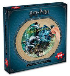 Harry Potter Magical Creatures 500 Piece Puzzle