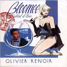 Bloomee (cocktail of love) - Olivier RENOIR dessin de DENIS SIRE