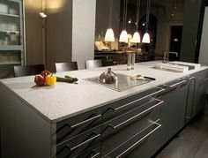 Light Colored Countertops That Are Tough Enough