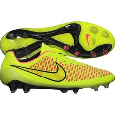 finest selection 65908 87c97 Cheap Nike Magista Opus FG Men s Soccer Cleats-Volt Metallic  Gold Black Hyper Punch