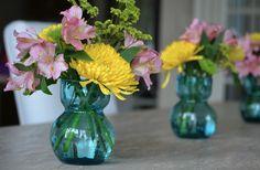 How to Build a Floral Arrangement