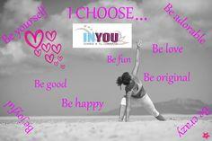 Choose by yoga