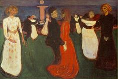 The Dance of Life- Edvard Munch 1899-1900. Professional Artist is the foremost business magazine for visual artists. Visit ProfessionalArtistMag.com.