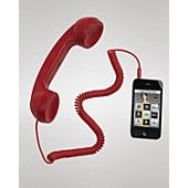 How funny is that?!  Native Union Pop Phone for iPhone - Leather