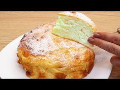 Dacă aveți iaurt, faceți acest tort ușor! Tort de rețetă rapid și gustos # 57 - YouTube Bolo Fit, Cake Recipes, Dessert Recipes, Dukan Diet, Chiffon Cake, Sweet Cakes, Baked Goods, Tasty Recipe, Cupcake Cakes