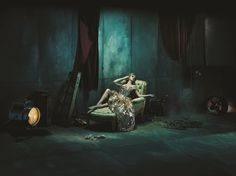 English National Ballet & Vivienne Westwood collaboration - Captured by Guy Farrow