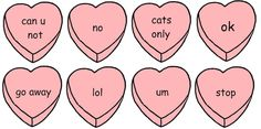 For those looking for an alternative to candy hearts: | 42 Honest Valentine's Day Cards For Any Situation
