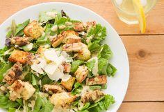 Tasty Chicken Caesar Salad
