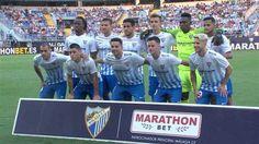 El Málaga CF estrena casa de apuestas: Marathonbet
