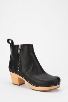 Swedish Hasbeens Emmy Ankle Boot.  These are just awesome!!!