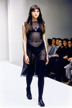Prada Spring 1994 Ready-to-Wear Fashion Show - Michele Hicks