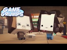 Game Grumps Animated - Grump Raiders - by PixlPit - YouTube