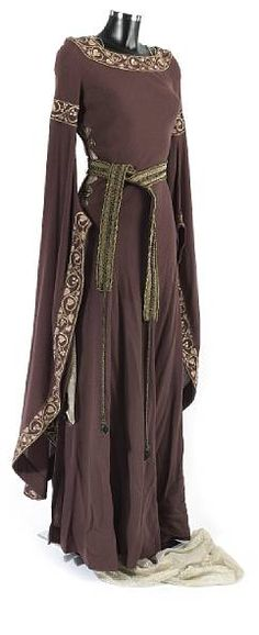 Maid Marian's dress from Robin Hood.