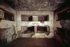 Catacombs - Rome