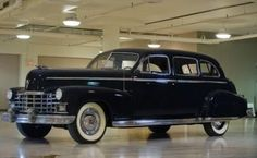 Image result for 1949 cadillac limousine