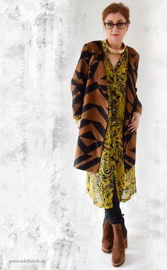 Wie kombiniere ich eigentlich Muster?   #mustermix #outfit #muster-mixen  die EDELFABRIK | Ü40 Blog für Mode und Beauty aus Kassel