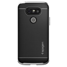 Spigen's Neo Hybrid™ Case for the LG G5 offers both protective and stylish features. It's made with a hard polycarbonate frame and textured pattern exterior. The rounded edges and slim design make for a natural look and modern style. Defend your device while maintaining the slim shape of your phone!  Shop Now: http://www.spigen.com/products/lg-g5-case-neo-hybrid-1?variant=16279306369