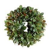Grand Luxe Magnolia Leaf Wreath - 36