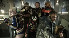 "Tales from the ""Q"": Our First DC Premiere...""Suicide Squad"""
