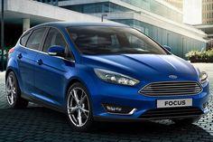 Mais equipado, novo Focus é apresentado pela primeira vez - Carros - iG