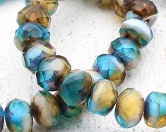 LoveHappyBeautiful on Etsy Turquoise Bracelet, Beaded Bracelets, Etsy, Jewelry, Jewlery, Jewels, Jewerly, Jewelery, Seed Bead Bracelets