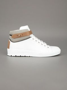 best website e111b 392b7 Nice Dior hi-top trainer. Like the strap detailing. Zapatillas Hombre,  Calzado