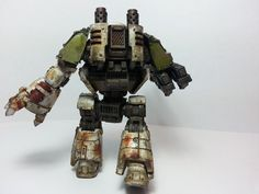 The Odd Stop Paint Job Imperial Knight, Knights, Painting, Knight, Painting Art, Paintings, Painted Canvas, Drawings