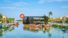 Book on Klook and stay connected in Vietnam with unlimited 3G WiFi from Vinaphone and easy hotel pick up/drop off in Ho Chi Minh City, Da Nang, Hoi An or Hanoi