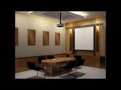 Desain Interior Ruang Pertemuan Kerja