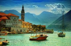 Kotor, Montenegro....been here!!So beautiful!!