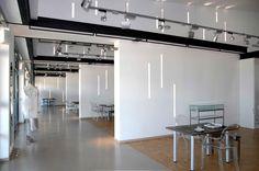Showroom Platform 9 _BLADE by Buzzi & Buzzi (Arch. Valentino Benati)