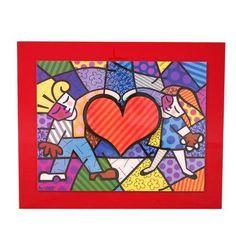 Heart Kids by Romero Britto Children Hearts Whimsical Pop Art Poster Print, Overall Size: Image Size: Arte Pop, Capturing Kids Hearts, Framed Wall Art, Wall Art Prints, Karla Gerard, Graffiti, Kids Poster, Print Poster, Heart For Kids