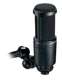 Audio Technica 2020 - Nice mic. My 2nd.