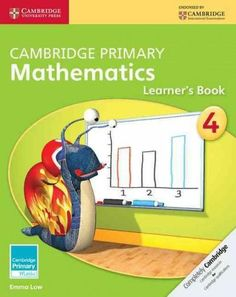 Cambridge Primary Mathematics Stage 4 Learner's Book (Paperback)