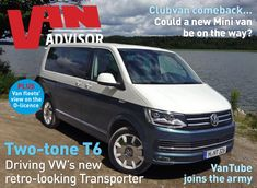 The latest issue of Van Advisor has just hit the digital newsstand and we've jumped behind the wheel of the new Volkswagen Transporter. Camper Beds, Vw Camper, Vw Transporter Camper, Joining The Army, Retro, News, Gallery, Retro Illustration, Mid Century