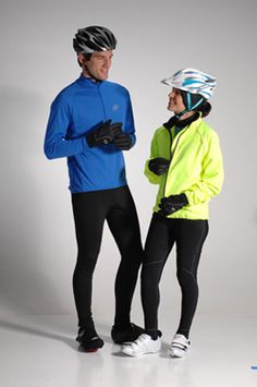 How to dress for cold weather cycling