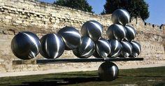 Brigitte Nahon: Balance | Art Installations, Sculpture, Contemporary Art | Scoop.it
