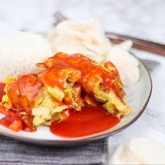 Veggie Recipes, Asian Recipes, Vegetarian Recipes, Healthy Recipes, Ethnic Recipes, I Love Food, Good Food, Quick Healthy Meals, China